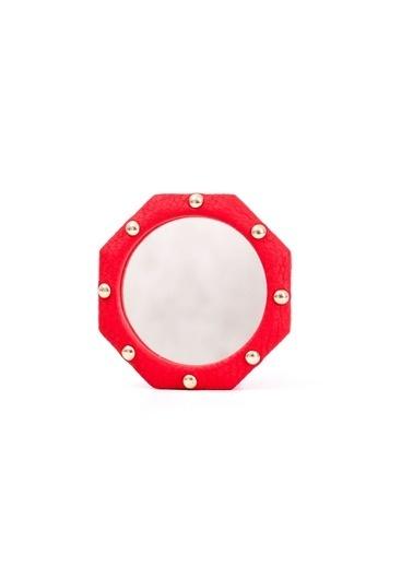 Madame Malachite Cep Ayna Kırmızı